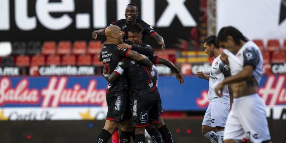 Tijuana-Atlético de San Luis