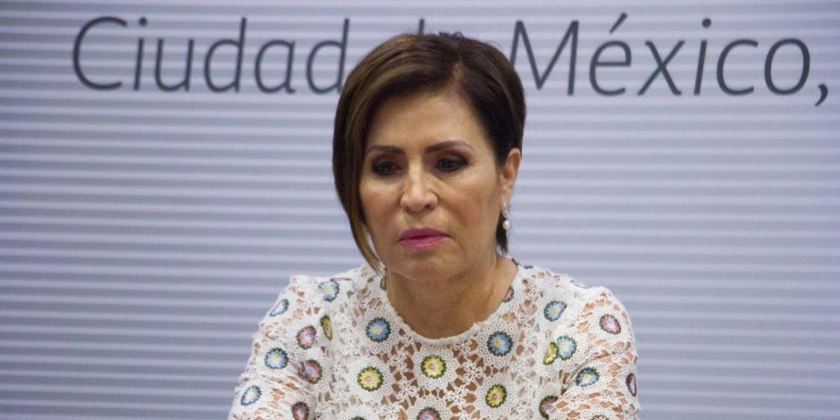 Rosario Robles.