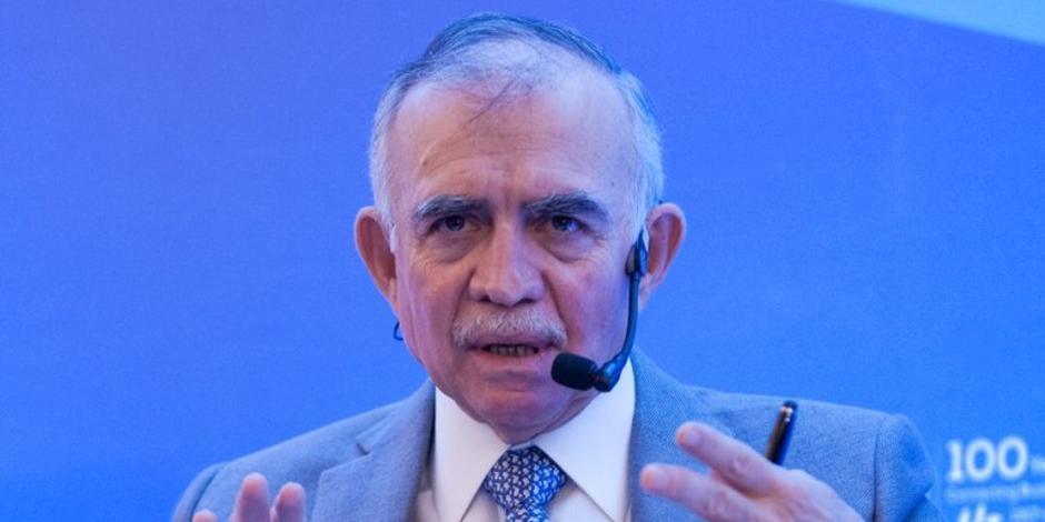 Participación de Alfonso Romo en la 76 Asamblea de la Cámara de la Industria de Transformación de Nuevo León