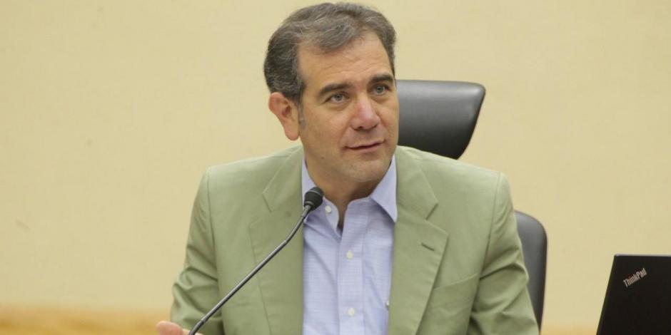 Lorenzo Córdova-INE