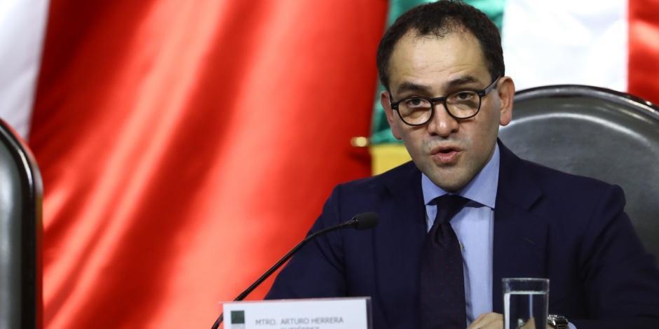 Arturo Herrera-Paquete Económico