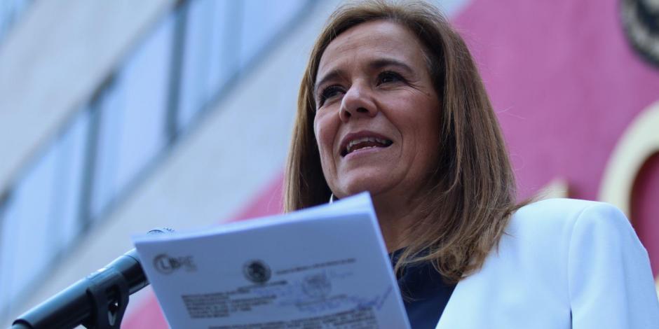 Margarita Zavala, México Libre