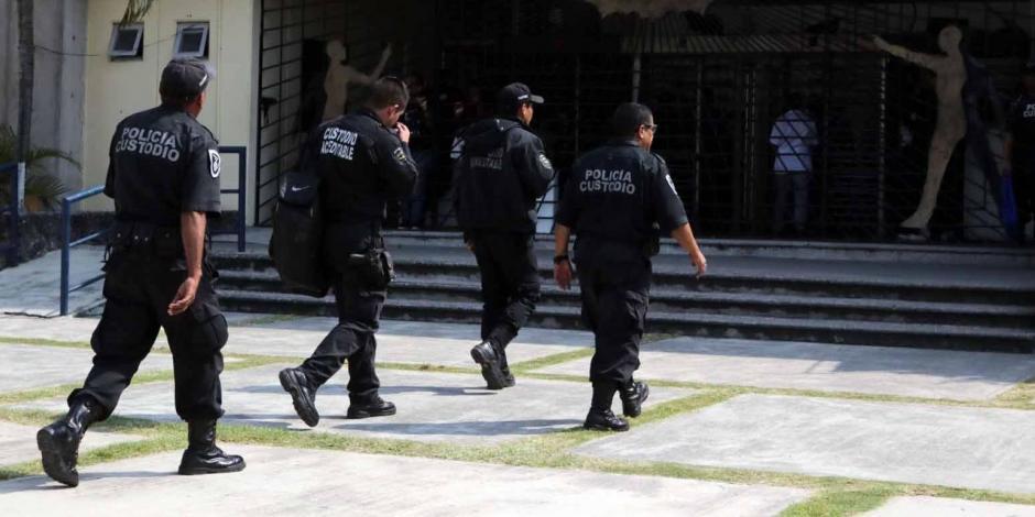 Custodios Morelos