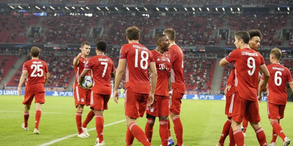 Bayern Múnich-Sevilla