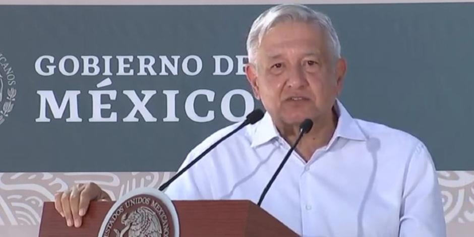 AMLO-López Obrador-Andrés Manuel López Obrador-Sonora-Bavispe-Lebarón
