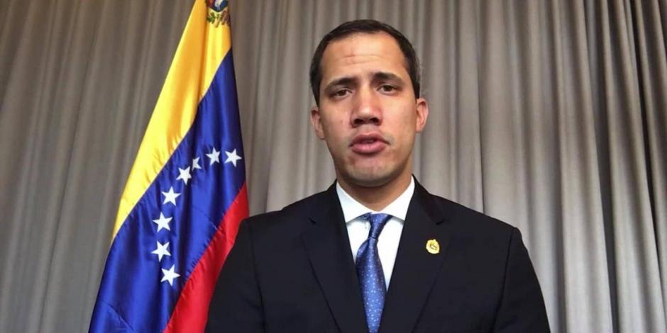 Juan Guaidó: «Nos preocupa que Iglesias apoye a Maduro. No es un tema de ideologías »