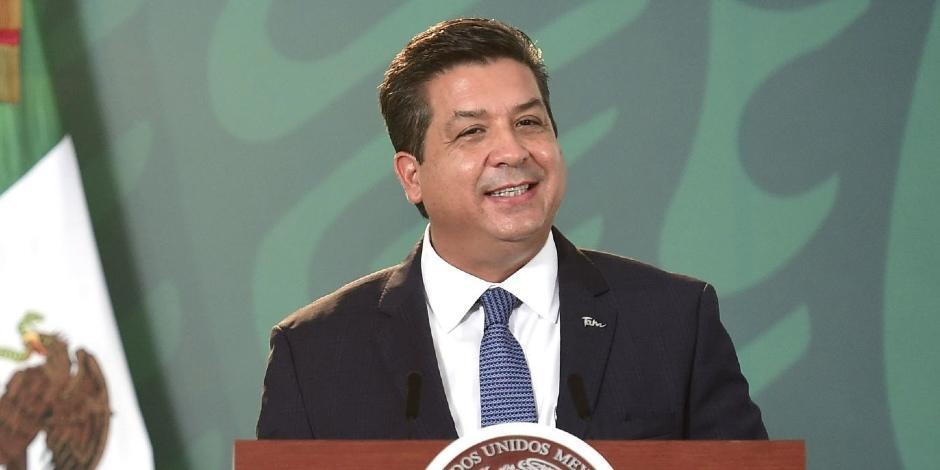 El gobernador de Tamaulipas, Francisco García Cabeza de Vaca