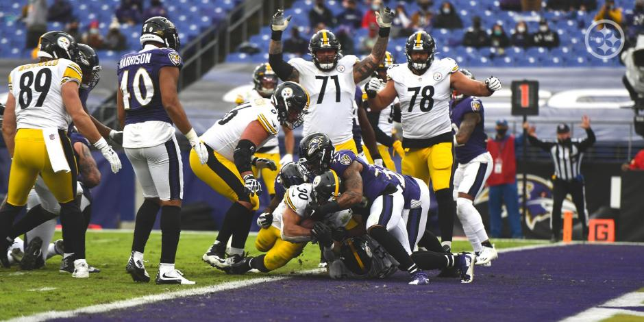 Steelers vs Ravens NFL