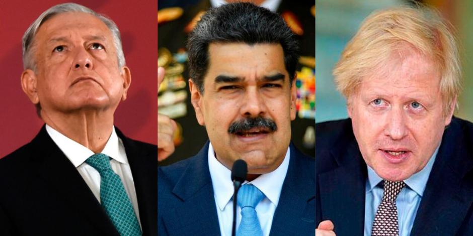 Líderes del mundo lo felicitan; AMLO evita pronunciarse