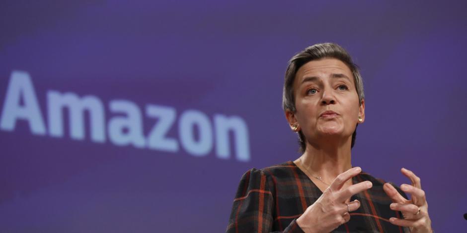 Amazon-Unión Europea-UE