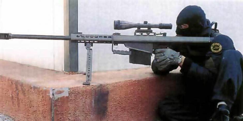 Arma calibre 50