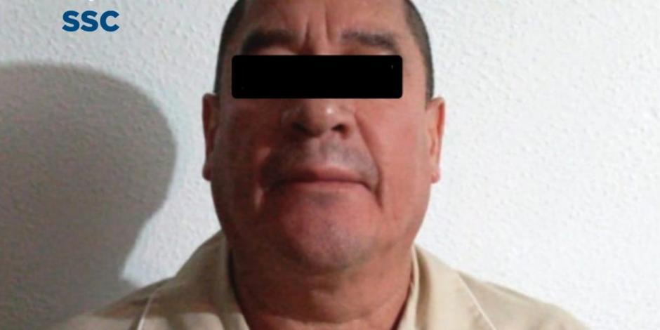 """Dionisio Flores Valle """"El Nicho"""", papá de"""