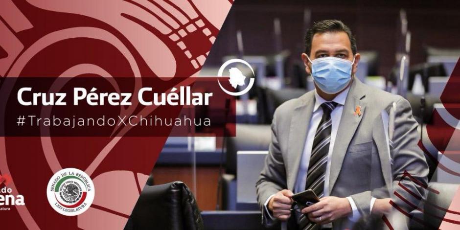Senador Cruz Pérez Cuellar