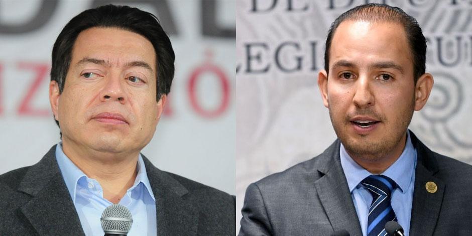 Mario Delgado vs Marko Cortes
