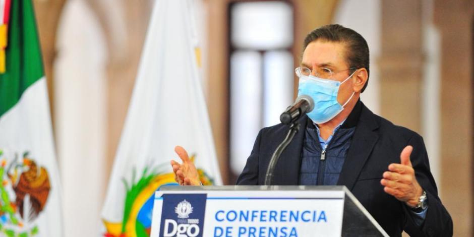 gobernador Aispuro Durango