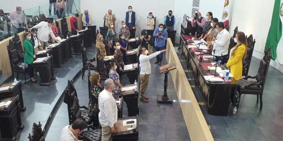 voto congreso Tabasco