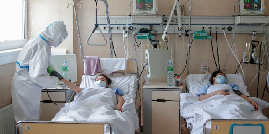 CDMX y Salud difieren en la saturación hospitalaria