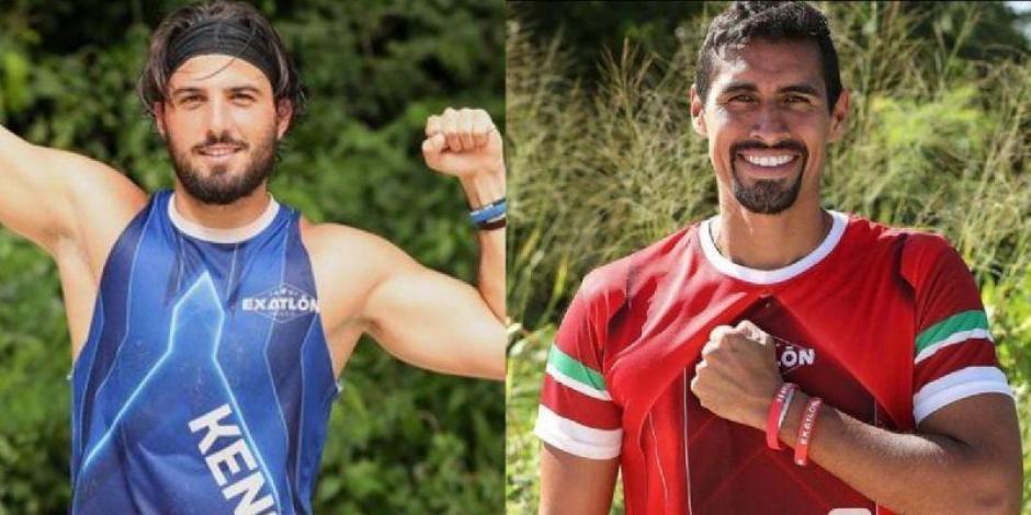 Exatlón México: Revelan que Keno y Pato Araujo se agarraron a golpes en el Exaball