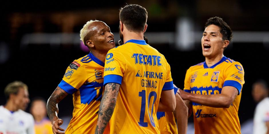 Tigres -LAFC