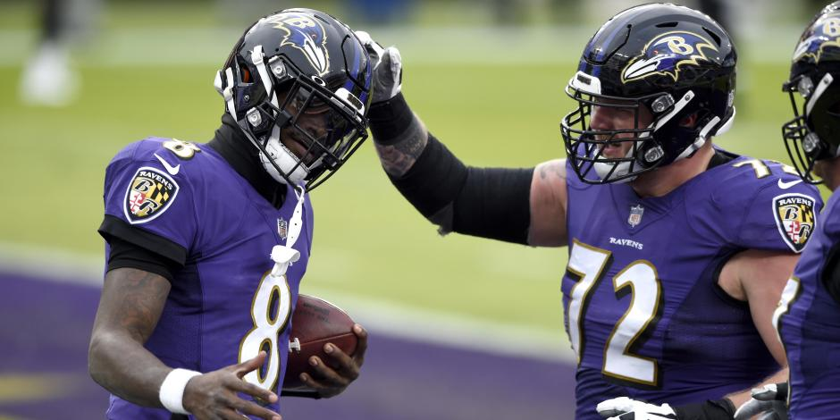 Giants-Ravens