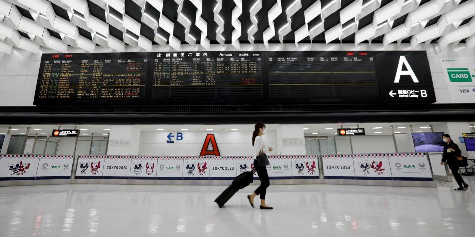Aeropuerto japón