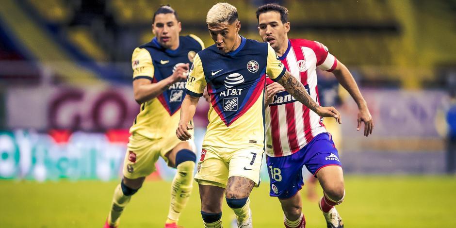 América-Atlético de San Luis