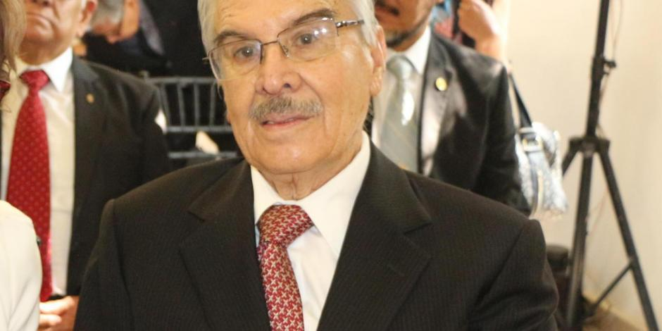 Ángel Sergio Guerrero Mier