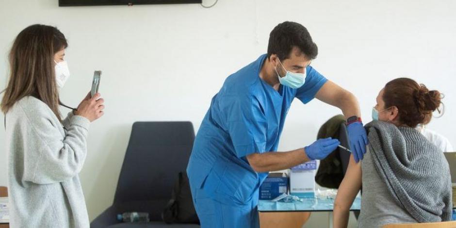 España revenderá 30.000 dosis de la vacuna contra la Covid-19 a Andorra