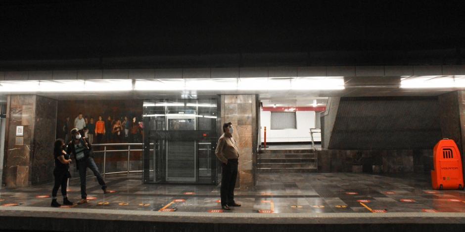 Metro CDMX Línea 1