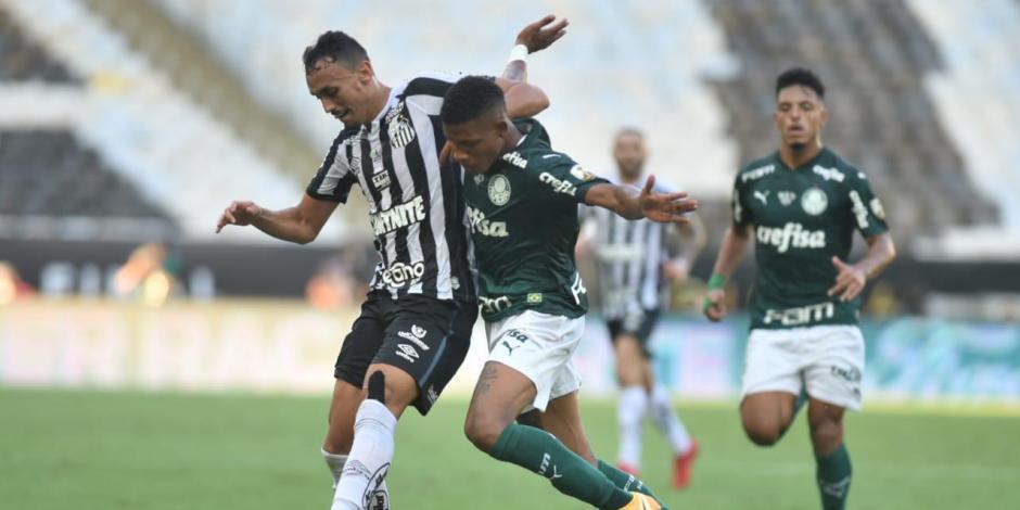 VIDEO: Resumen del Palmeiras vs Santos, Final de la Copa Libertadores