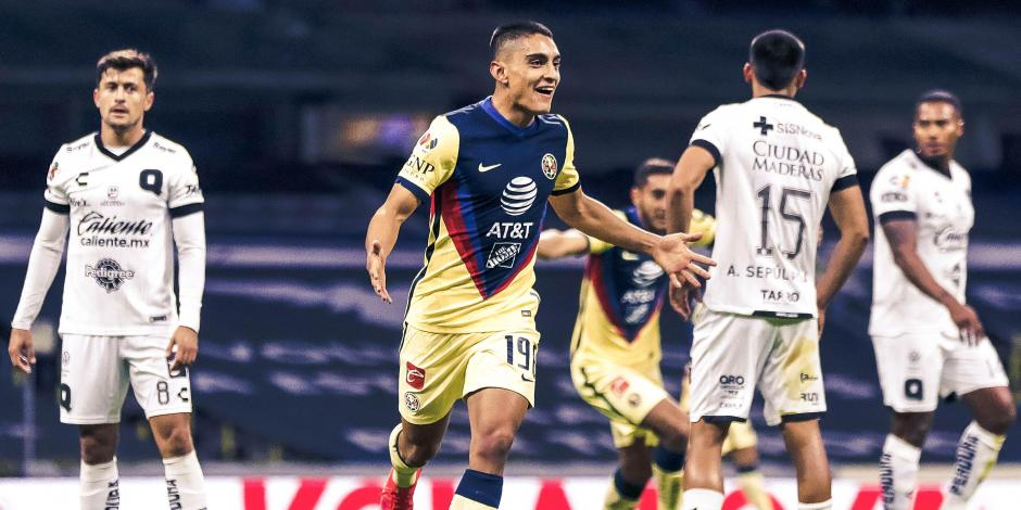 VIDEO: Resumen del América vs Querétaro, Jornada 6, Guard1anes 2021, Liga MX
