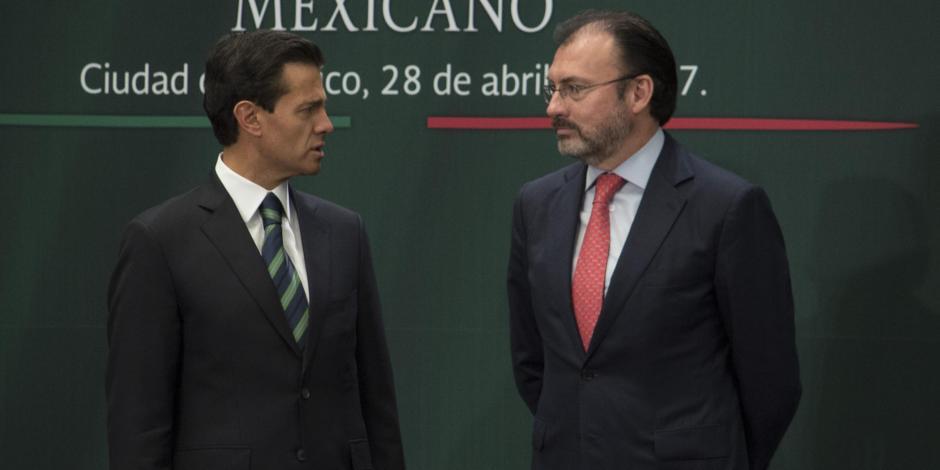 Peña Nieto Luis Videgaray