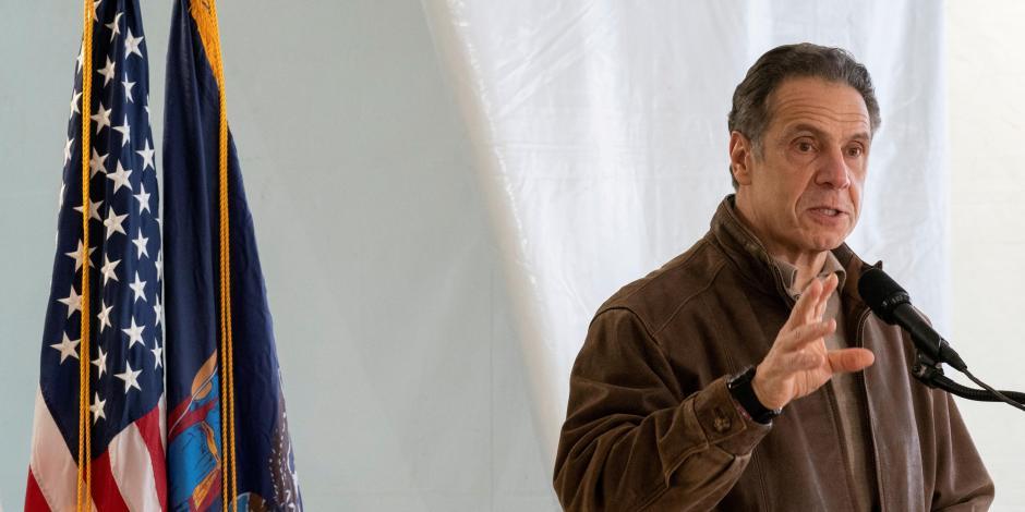 Gobernador de Nueva York Andrew Cuomo