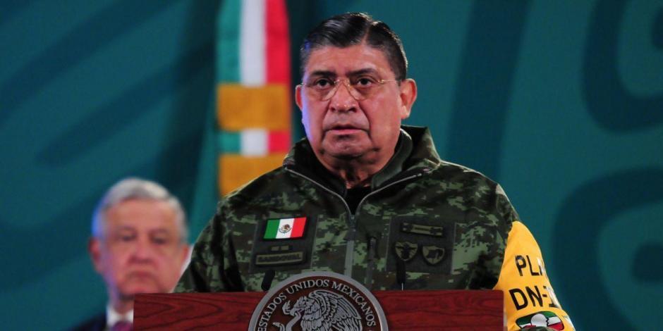 Luis Cresencio Sandoval-Sedena