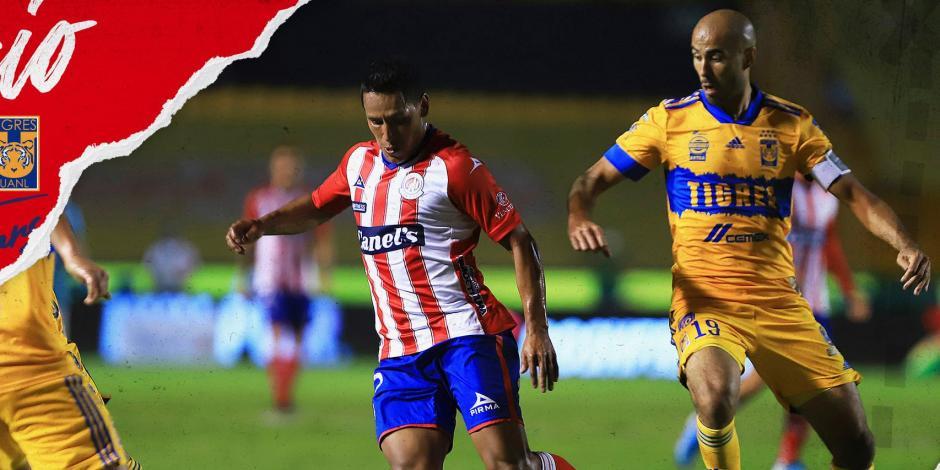 VIDEO: Resumen del Atlético de San Luis vs Tigres, Jornada 8 Guard1anes 2021