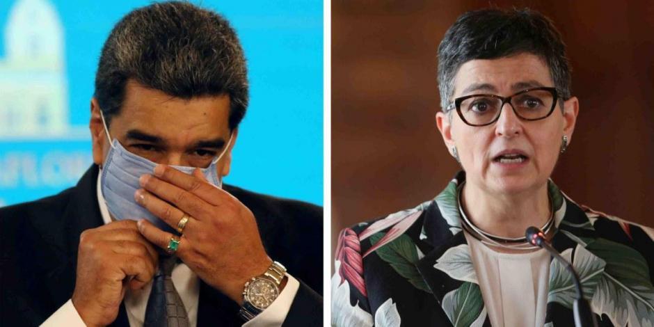 Se tensan relaciones entre España y Venezuela