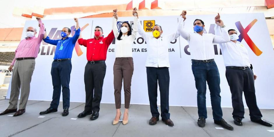 Mely Romero, candidata de Colima Va por Colima