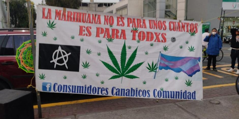 Defensores de la mariguana