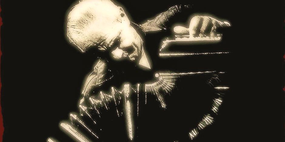 Astor Piazzolla (1921-1992), retrato de Susana Mulé, 1989.