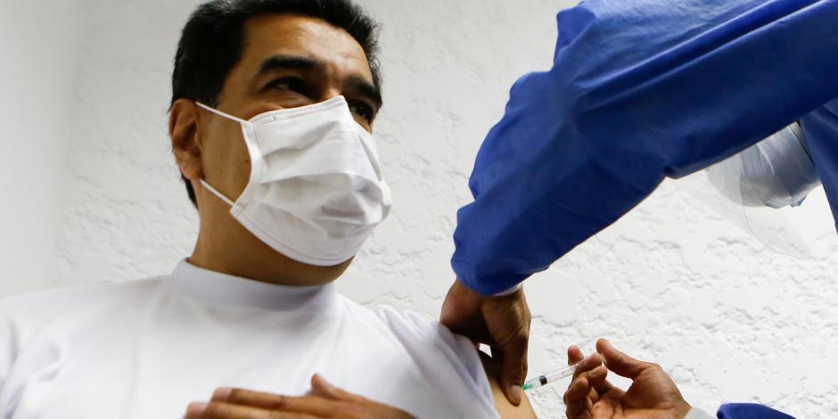 Nicolas Maduro Vacuna Sputnik V