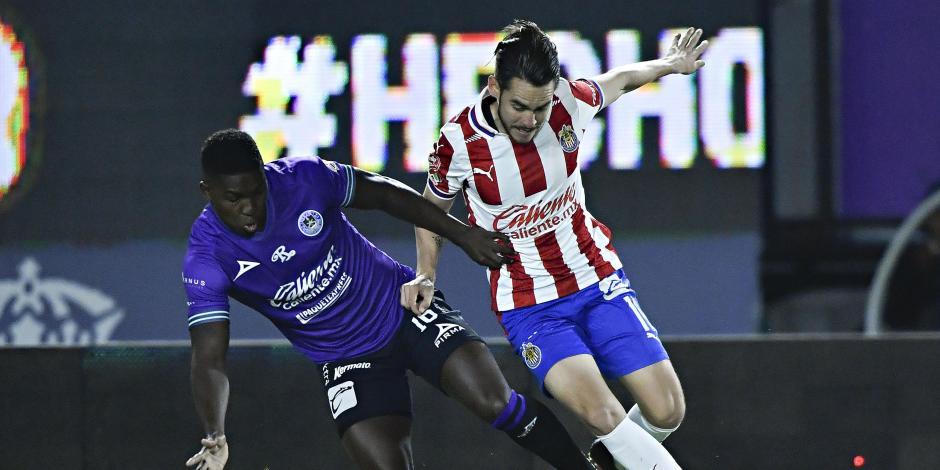 Mazatlán FC-Chivas