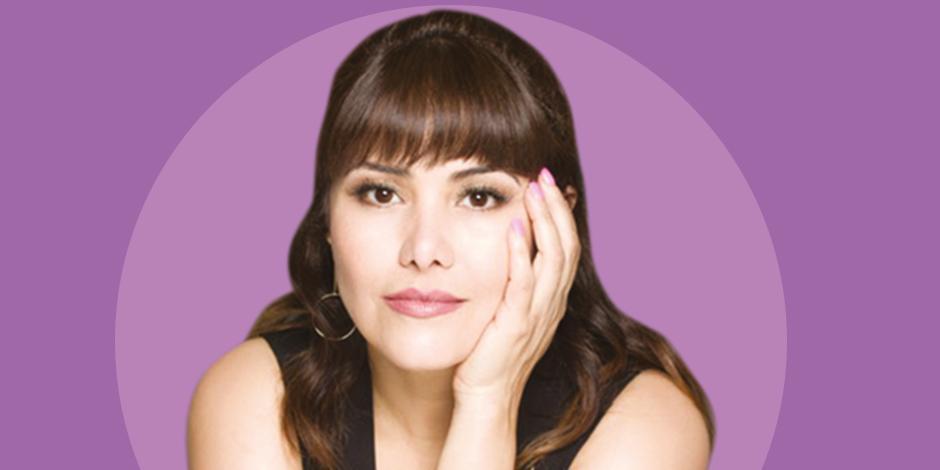 La actriz mexicanaVanessa Bauche.