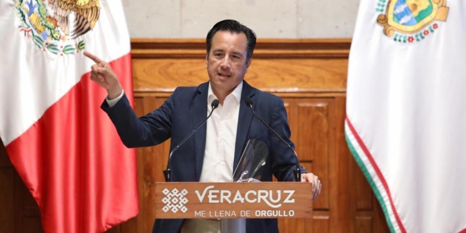 Veracruz-Cuitláhuac García Jiménez