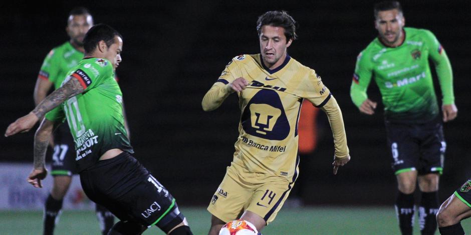 FC Juárez-Pumas