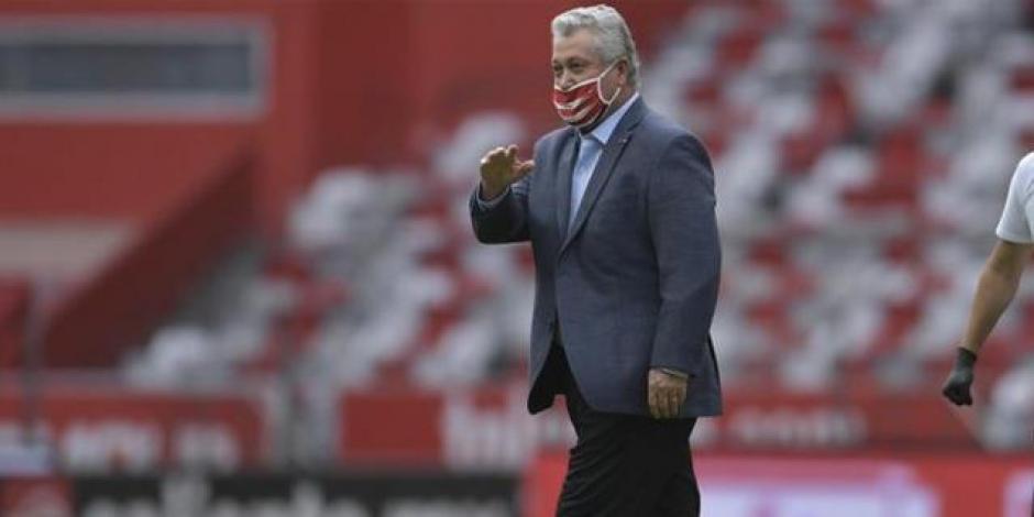 CHIVAS: Jesús Molina habla duro sobre la continuidad de Vucetich en el club ¿Se va?