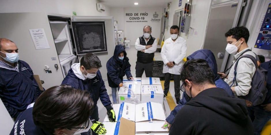 Vacunas Jalisco