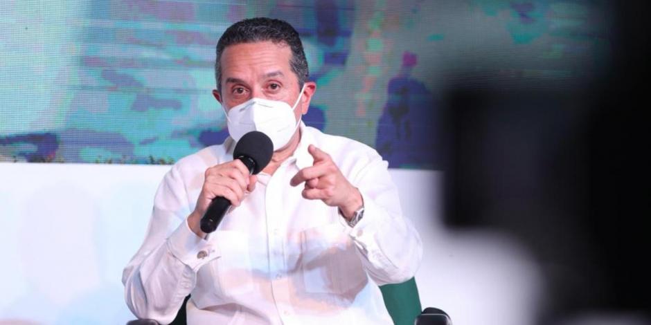 El gobierno de Quintana Roo trabaja para afrontar el sargazo en este año