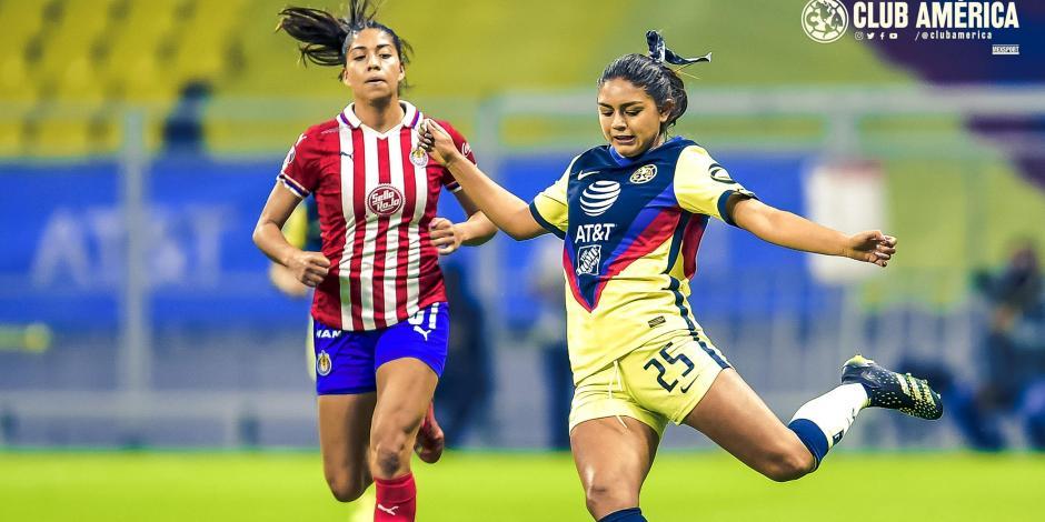 VIDEO: Resumen del América vs Chivas, Clásico Nacional, Jornada 13