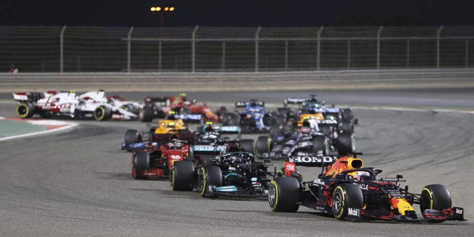 F1 GP Baréin