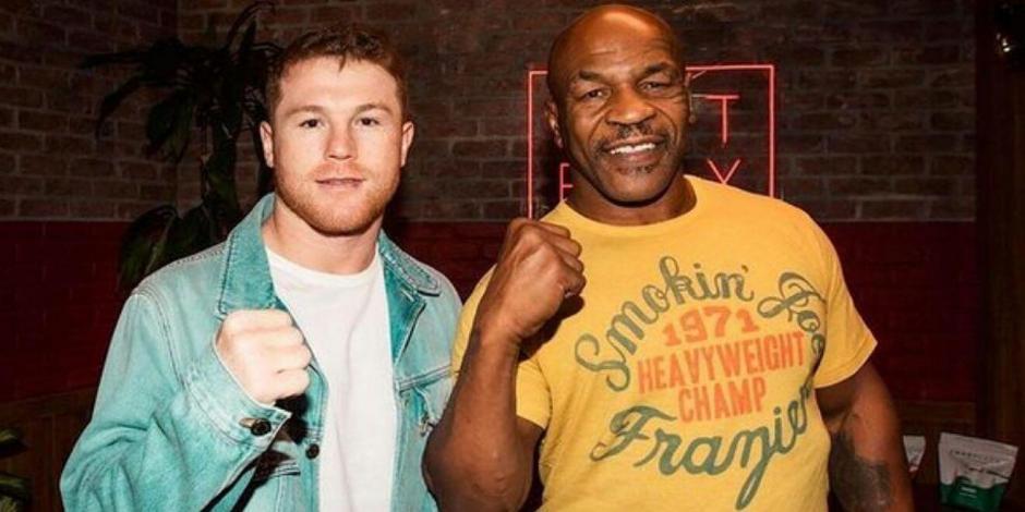 Tyson y Canelo